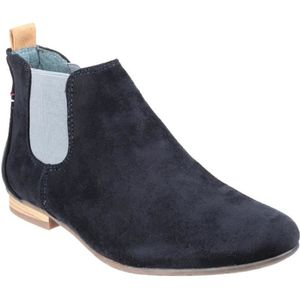 BOTTINE Divaz Pisa - Bottines - Femme Bleu marine