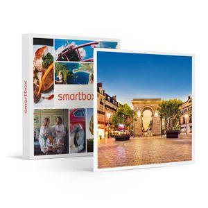 COFFRET SÉJOUR Smartbox - Mille et une nuits en Bourgogne - Coffr