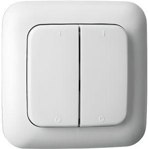 INTERRUPTEUR Interrupteur double sans fil SH5-TSW-B