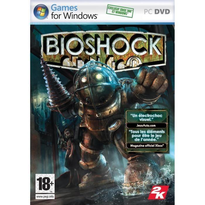 JEU PC BIOSHOCK / JEU PC DVD-ROM