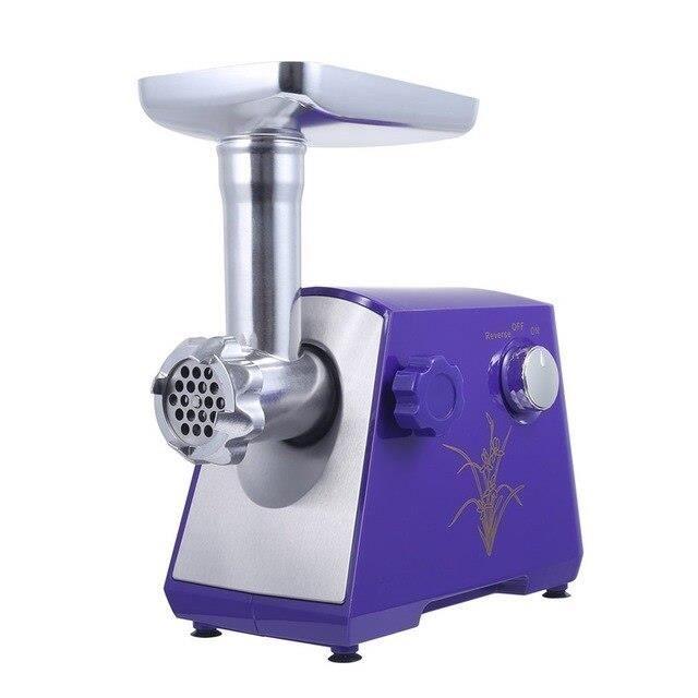 GY4506 1000W électrique hachoir à viande maison saucisse fabricant viandes hachoir alimentaire meulage hachage Cutter Machine pour