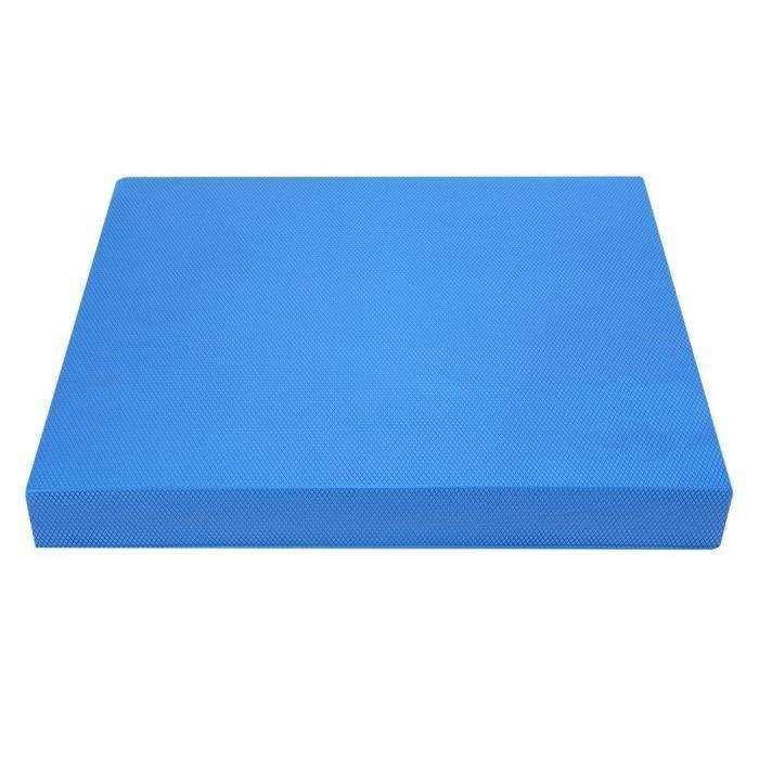 Tapis de sol Coussin pour Yoga doux équilibre formation rembourré taille abdominale exercice-tapis de fitness équipement (L