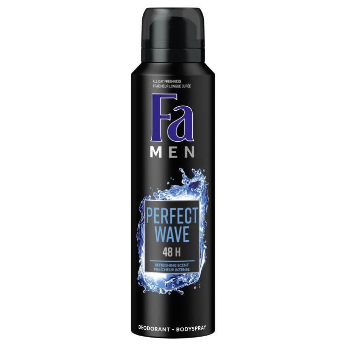 FA Déodorant Perfect Wave Fraîcheur Intense - 150 ml