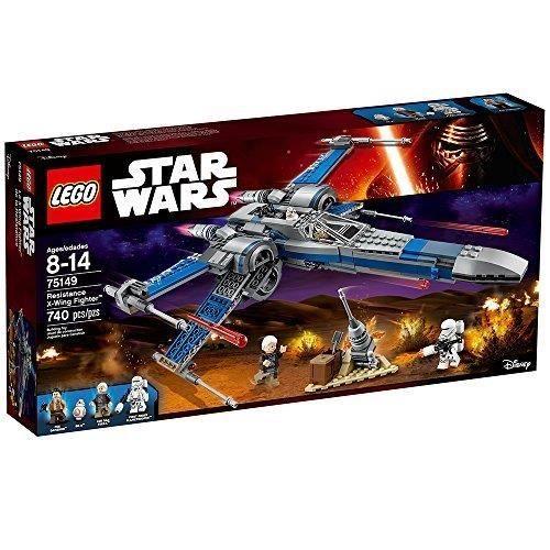 LEGO Star Wars Résistance X-wing Fighter 75149 Star Wars Toy R3CK4