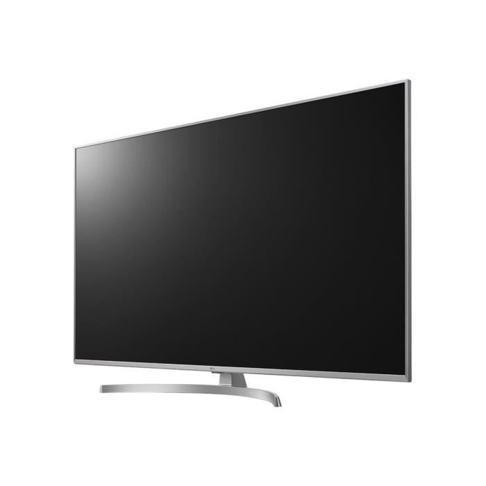 LG 65UK7550PLA Classe 65- TV LED Smart TV webOS, ThinQ AI 4K UHD (2160p) 3840 x 2160 HDR local dimming, Nano Cell Display