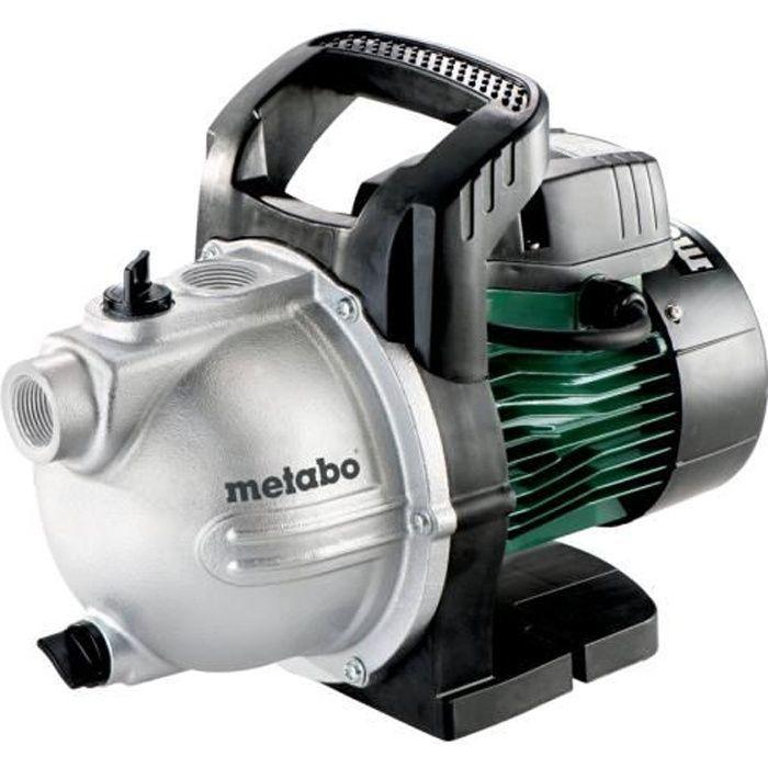 METABO Pompe de jardin P 2000 G - 450 W - 4007430240750