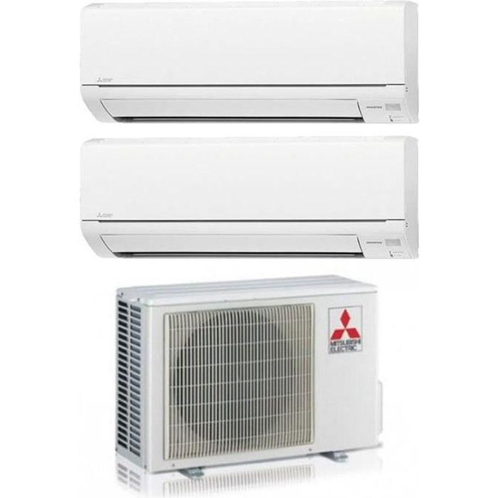 Climatiseur MITSUBISHI Electric DUAL Split INVERTER MXZ-2dm40 Va MSZ-dm25 Va MSZ-dm35 Va NEW 2016 !