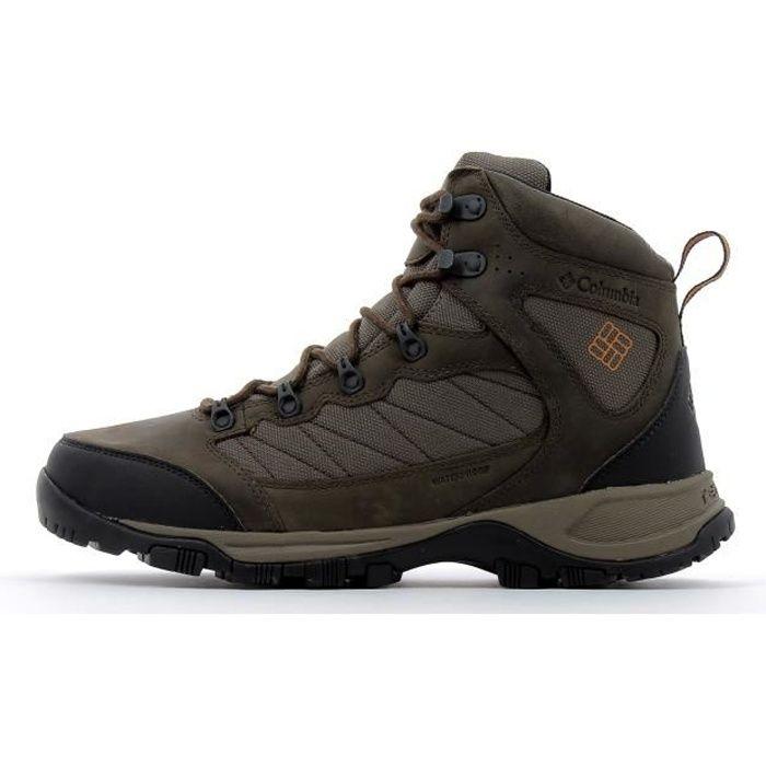 chaussures trail Columbia Cascade Pass Waterproof