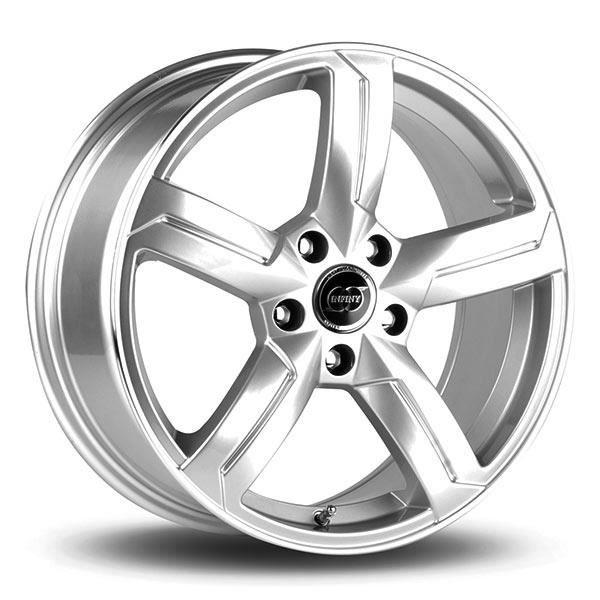 Jantes Racer - 15 Pouces - 5 Trous - Pour Volkswagen Golf Sportsvan 5 Portes
