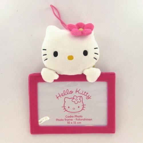 HELLO KITTY Cadre + Tète Hello Kitty