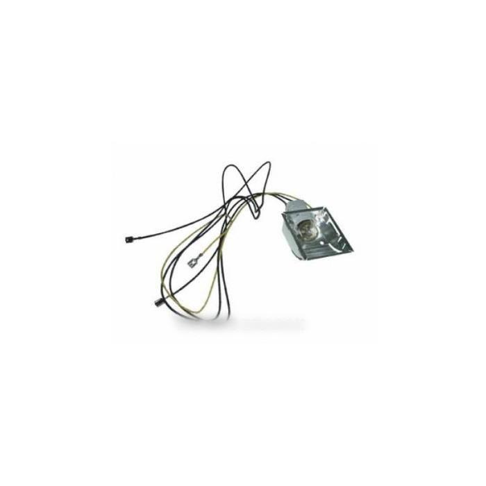 Douille + hublot de lampe kit pour four SCHOLTES 1787368 - * C00132817 FE5134 FE856TA SCHOLTES FE - BVMPièces
