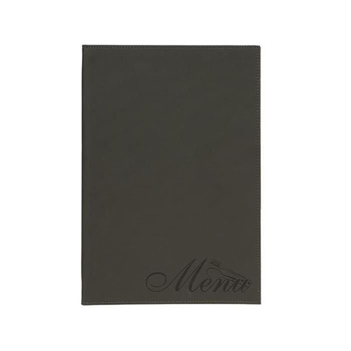 Protège-menus A4 Design Velvet 0,7 Violet
