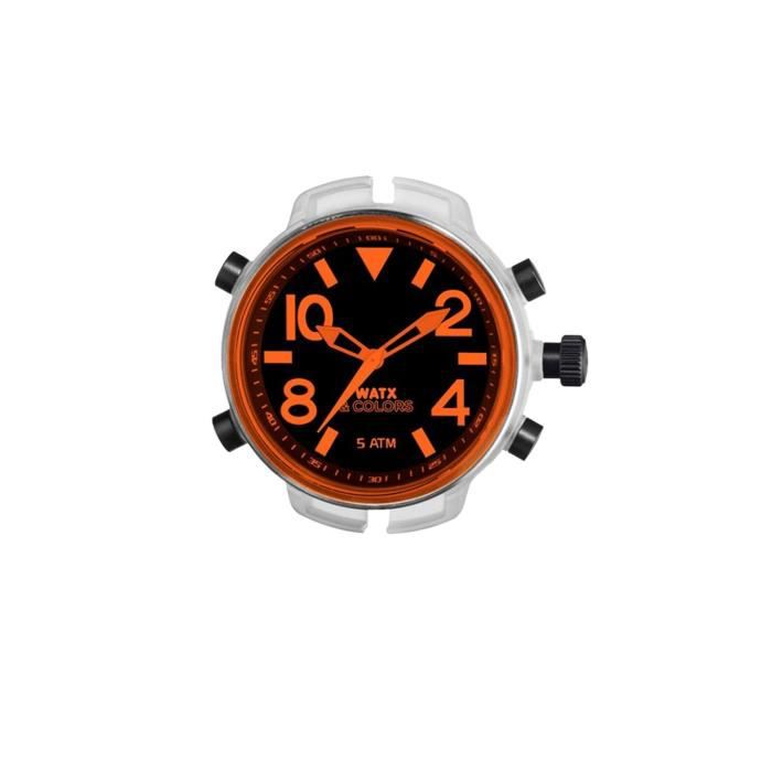Montre homme WATX&COLORS XXL ANALOGIC RWA3702. Fas