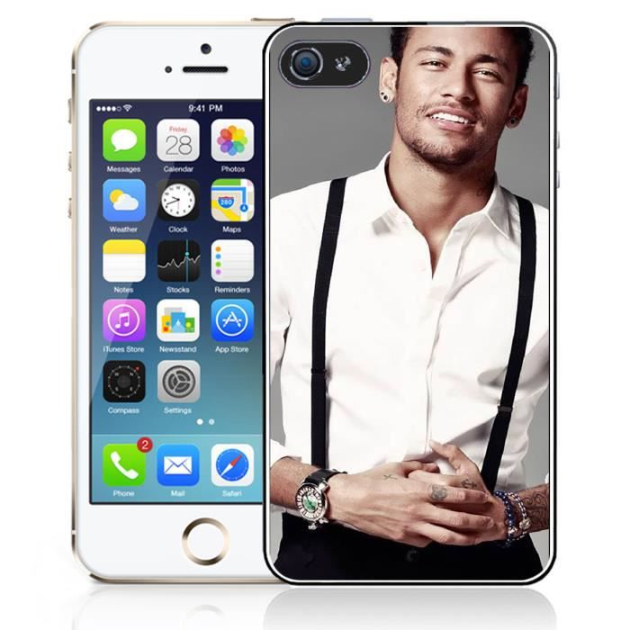 coque iphone 5c neymar model