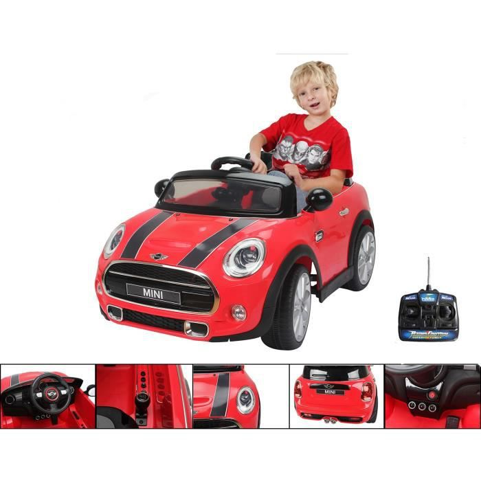 voiture l ctrique voiture pour enfants mini rouge type c 6 v vitesse 3 km h achat. Black Bedroom Furniture Sets. Home Design Ideas