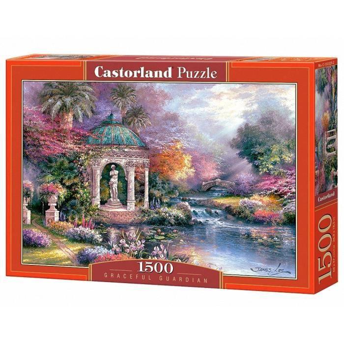 PUZZLE Puzzle 1500 pièces - Graceful Guardian