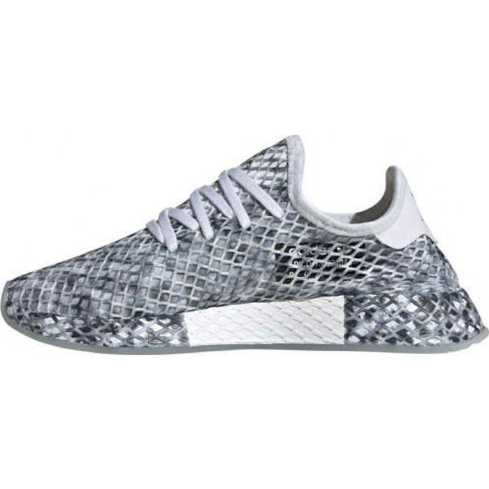 chaussures adidas deerupt gris