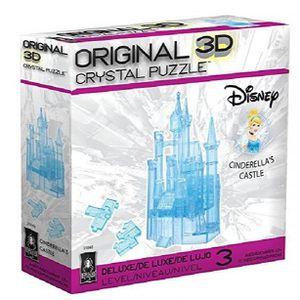 CASSE-TÊTE Deluxe Disney 3d cristal Puzzle - Cendrillon UN91C