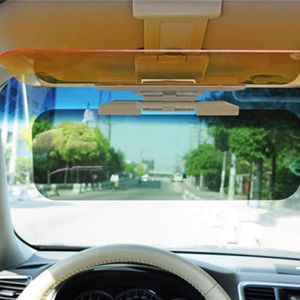LUNETTES DE SOLEIL 2 en 1 voiture anti-éblouissement Miroir pare-sole