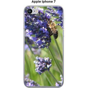 coque apple iphone 7 design lavandes