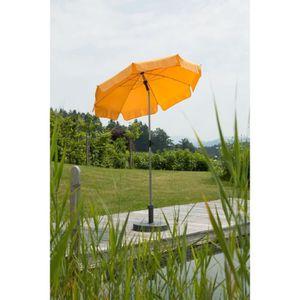PARASOL Parasol de jardin orange 150 cm
