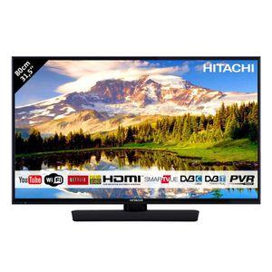 Téléviseur LED HITACHI 32HB4T62 Téléviseur 32