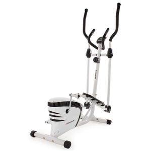 VELO ELLIPTIQUE Vélo elliptique 203F KS Sports (blanc / noir)