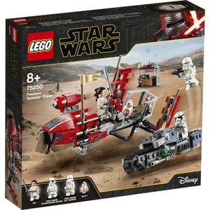 ASSEMBLAGE CONSTRUCTION LEGO® Star Wars™ 75250 La course-poursuite en spee