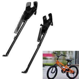 BÉQUILLE DE VÉLO BEQUILLE VENDUE SEULE 2 pièces Bicycle Kickstand (