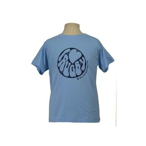 MAILLOT DE RUGBY Tee-shirt - I love rugby psyche - Ultra Petita
