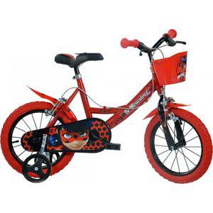 VÉLO ENFANT Vélo 14 pouces Miraculous