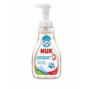 STÉRILISATION À FROID NUK Liquide Nettoyant Pour Biberons