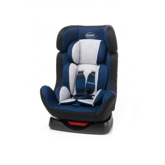Freeway 0 25kg si ge auto groupe 0 1 2 inclinable bleu for Siege auto 0 1 2