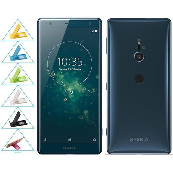 5.7'' Vert Sony Xperia XZ2 H8216 4GB+64GB Débloqué Smartphone