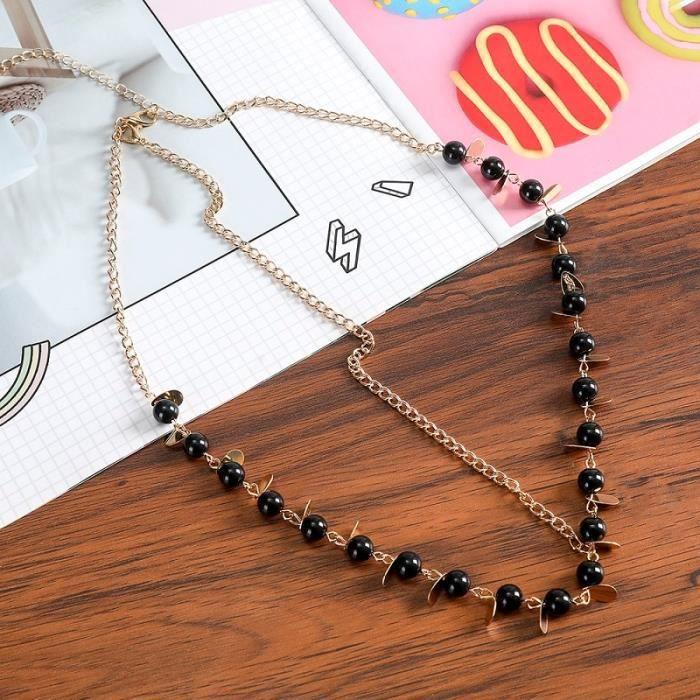 6509E -Haimeikang – bandeau bohème argent et or, accessoires de cheveux, bijoux pour femmes, tête de fleur, chaîne, front, mariage
