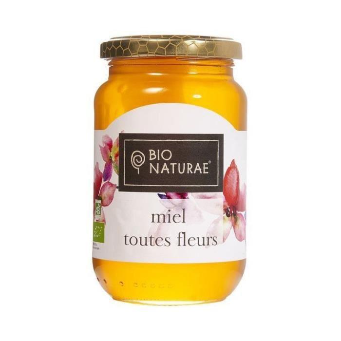 Bionaturae - Miel toutes fleurs BIO