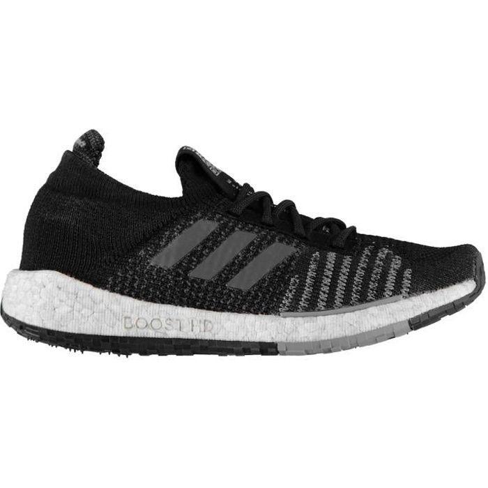 Adidas Pulseboost Hd Baskets De Running Noir/Gris
