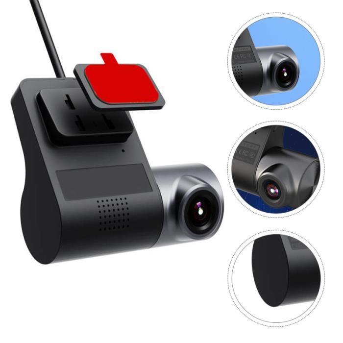1pc 1080p Haute Définition Durée Dash Cam Voiture Parking boite noire video - camera embarquee aide a la conduite - securite