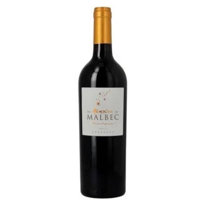 En Mémoire du Malbec 2016 Bordeaux - Vin rouge de Bordeaux