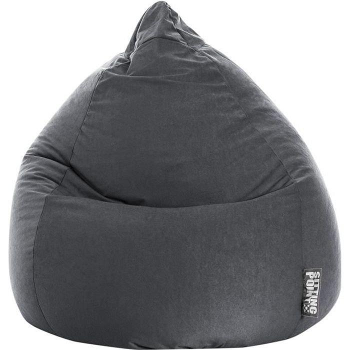 Pouf Easy XL anthracite
