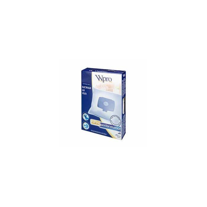 Wpro Sacs Aspirateur Tr245-Mw X4 Trisa Wpro 481281718875