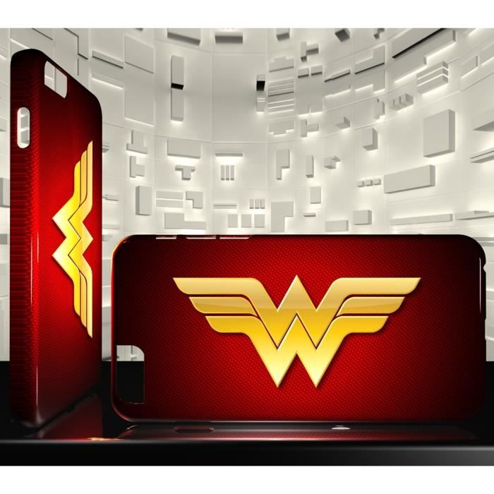 coque iphone 7 plus wonder woman