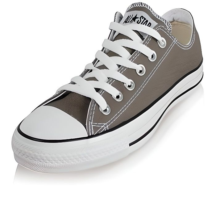 Converse all star gris - Cdiscount
