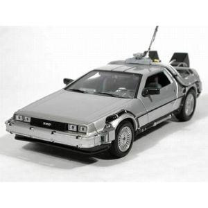 DMC DeLorean 81-82 Tapis de voiture sur mesure Noir
