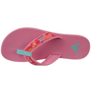 hot sale online 5c2d7 effa4 Adidas Beach Thong K S80625 Enfant mixte tong Rose 6cJeaGptA