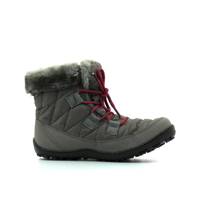 boots columbia enfant Columbia Youth Minx Shorty Omni-Heat Waterproof 6K44m