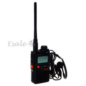 TALKIE-WALKIE BAOFENG BF-UV3R Talkie Walkie émetteur-récepteur 9