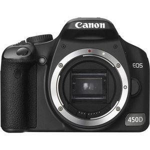 APPAREIL PHOTO RÉFLEX Canon EOS 450D 18-55mm Appareil photo reflex numér