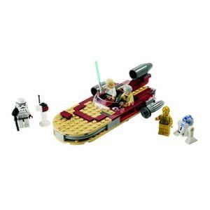 Hasbro Star Wars Micromachines Speeder course poursuite 3er Set NOUVEAU /& NEUF dans sa boîte