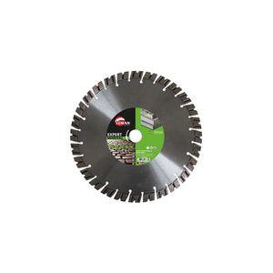 Diamant Meule de tronçonnage Ø 115x22,2 x 1,2 mm sec mouillé Béton Pierre Marbre Company
